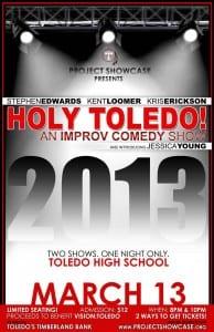 Project Showcase Improv Comedy Show