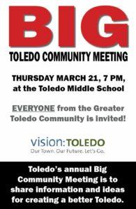 big meeting march 22, 2019